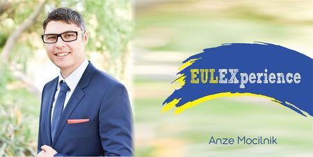 EULEXperience: Anže Močilnik