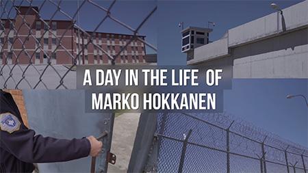 A day in the life of Marko Hokkanen