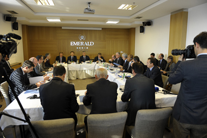 Joint Rule of Law Coordination Board Meeting